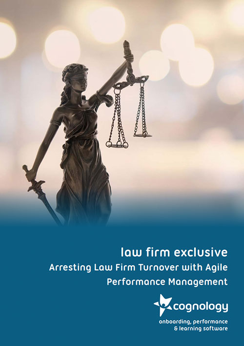 Law firm Agile Performance Management